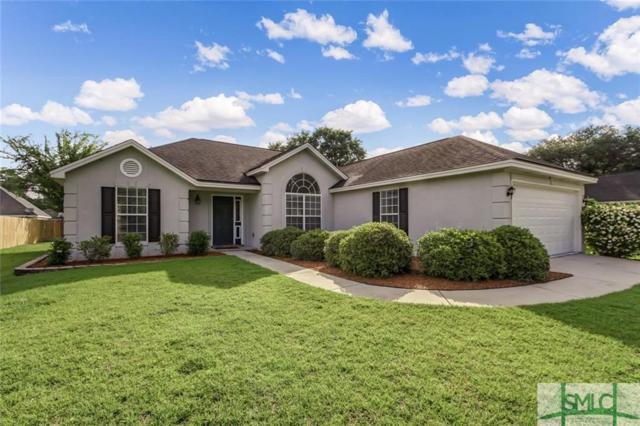 37 Ryan Drive, Richmond Hill, GA 31324 (MLS #192250) :: Heather Murphy Real Estate Group