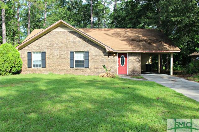 806 Ridgewood Way, Hinesville, GA 31313 (MLS #192287) :: Karyn Thomas