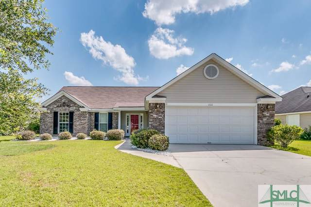 106 Nandina Way, Pooler, GA 31322 (MLS #192307) :: The Arlow Real Estate Group