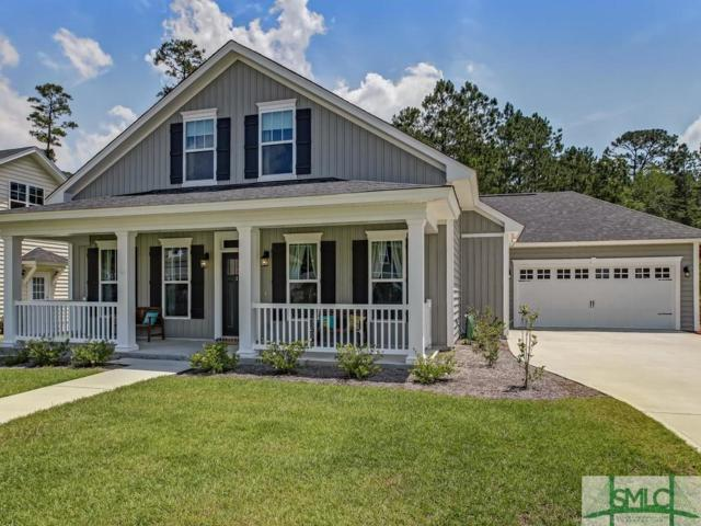 14 Gresham Lane, Savannah, GA 31419 (MLS #192340) :: Heather Murphy Real Estate Group