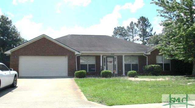 1934 Heathrow Drive, Hinesville, GA 31313 (MLS #192370) :: Karyn Thomas