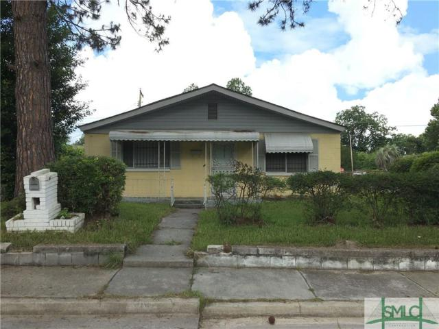 901 Carter Street, Savannah, GA 31415 (MLS #192417) :: Coastal Savannah Homes
