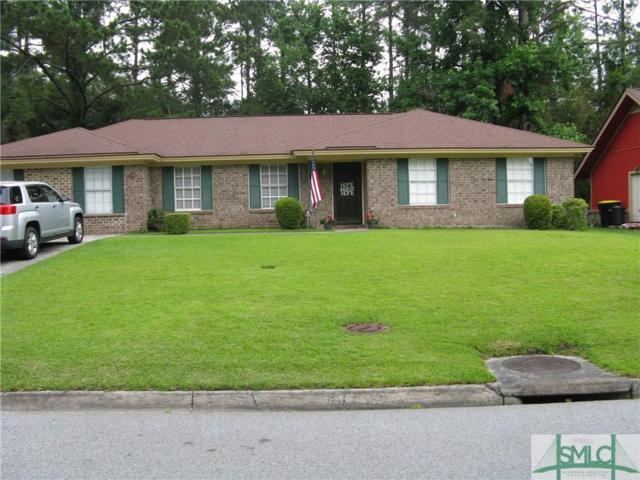 212 Sunderland Drive, Savannah, GA 31406 (MLS #192452) :: The Randy Bocook Real Estate Team