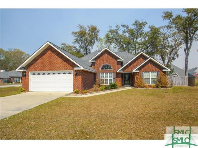 12 Archibald Way, Midway, GA 31320 (MLS #192455) :: Coastal Savannah Homes