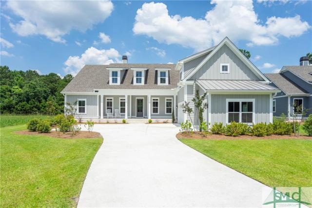 109 Bramswell Road, Pooler, GA 31322 (MLS #192498) :: The Sheila Doney Team