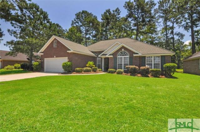 160 Marshview Drive, Richmond Hill, GA 31324 (MLS #192546) :: The Robin Boaen Group