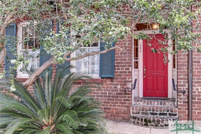 506 E State Street, Savannah, GA 31401 (MLS #192574) :: The Robin Boaen Group