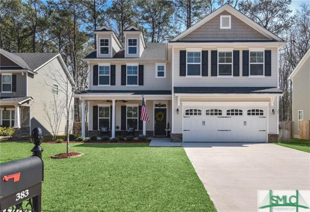 383 Plantation Way, Richmond Hill, GA 31324 (MLS #192597) :: The Robin Boaen Group
