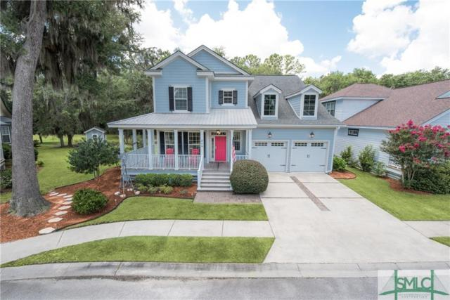 208 Village Road, Midway, GA 31320 (MLS #192624) :: Coastal Savannah Homes