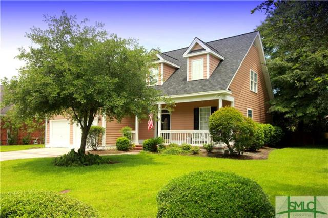 110 Southernwood Place, Savannah, GA 31405 (MLS #192627) :: Coastal Savannah Homes