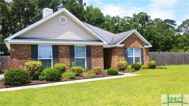 100 Harleigh Lane, Ellabell, GA 31308 (MLS #192644) :: Coastal Savannah Homes