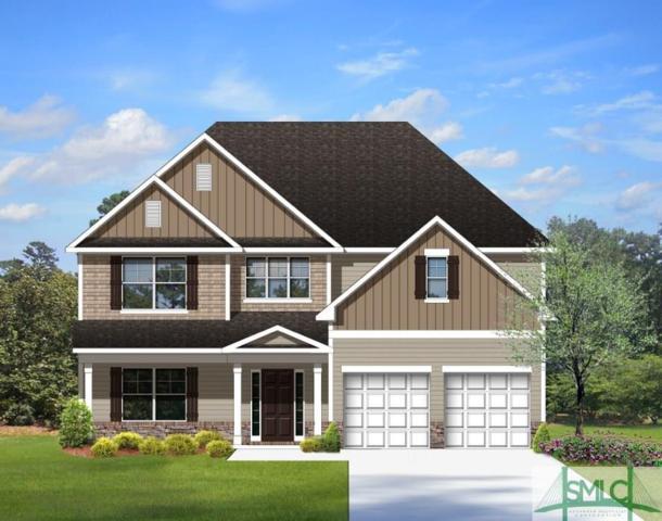14 Flemington Oaks Drive, Hinesville, GA 31313 (MLS #192651) :: The Arlow Real Estate Group
