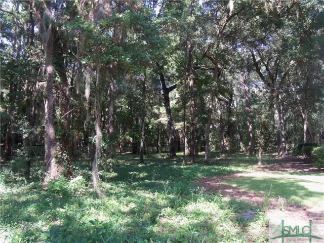 2 Bartow Point Drive, Savannah, GA 31404 (MLS #192684) :: The Sheila Doney Team