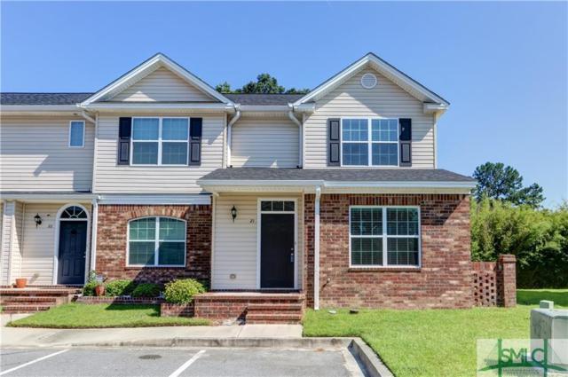 400 Tibet Avenue, Savannah, GA 31406 (MLS #192685) :: Coastal Savannah Homes