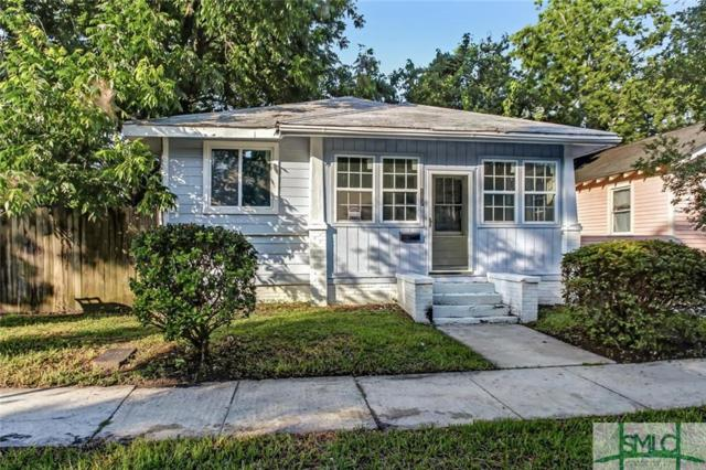 1111 E 40th Street, Savannah, GA 31404 (MLS #192721) :: The Robin Boaen Group