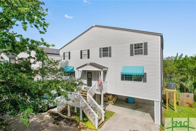 405-D Miller Lane, Tybee Island, GA 31328 (MLS #192744) :: Coastal Savannah Homes