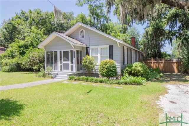 3233 Bannon Drive, Savannah, GA 31404 (MLS #192749) :: The Robin Boaen Group