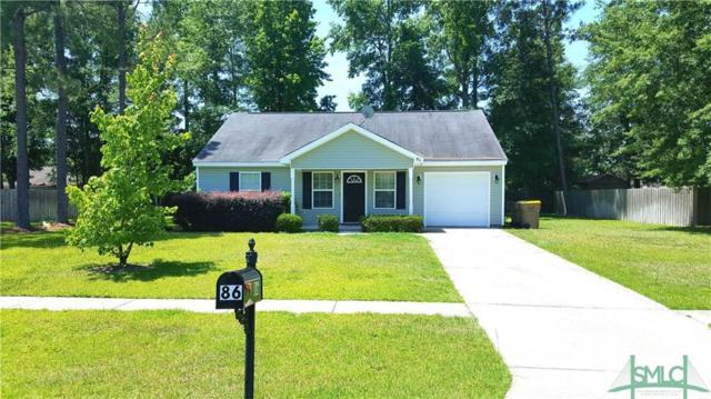 86 Mossy Oak Drive, Springfield, GA 31329 (MLS #192755) :: The Arlow Real Estate Group
