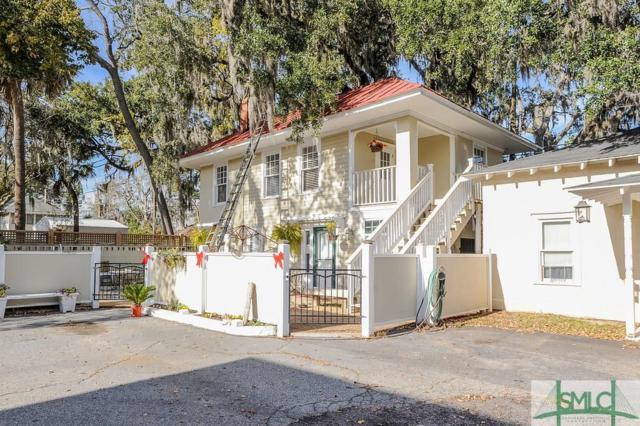 1010 E Victory Drive, Savannah, GA 31405 (MLS #192770) :: The Arlow Real Estate Group