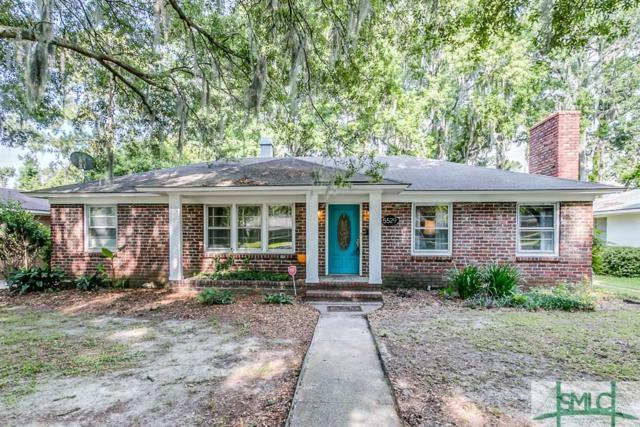 5529 Varn Drive, Savannah, GA 31405 (MLS #192775) :: Coastal Savannah Homes