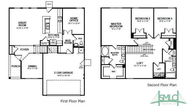 223 Tanzania Trail, Pooler, GA 31322 (MLS #192804) :: The Arlow Real Estate Group