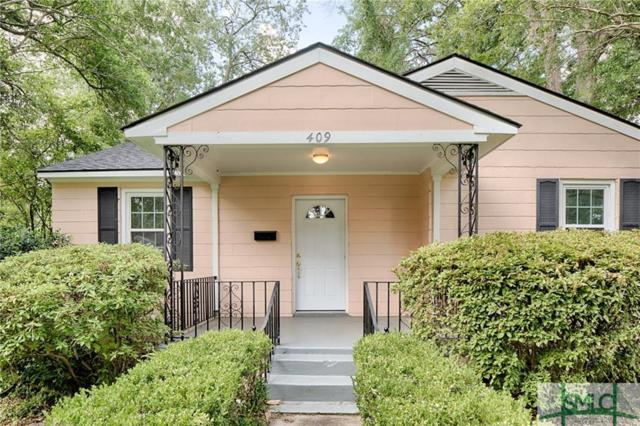 409 E 66th Street, Savannah, GA 31405 (MLS #192812) :: Coastal Savannah Homes