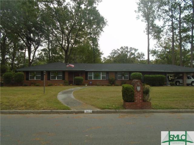 302 Pasadena Drive, Savannah, GA 31419 (MLS #192815) :: Karyn Thomas