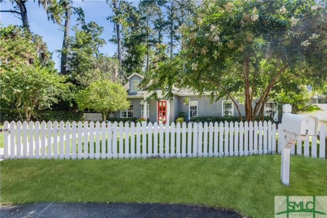 2 Cornus Court, Savannah, GA 31406 (MLS #192827) :: Coastal Savannah Homes