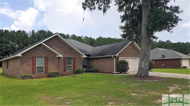 163 Prospect Loop, Midway, GA 31320 (MLS #192900) :: Coastal Savannah Homes