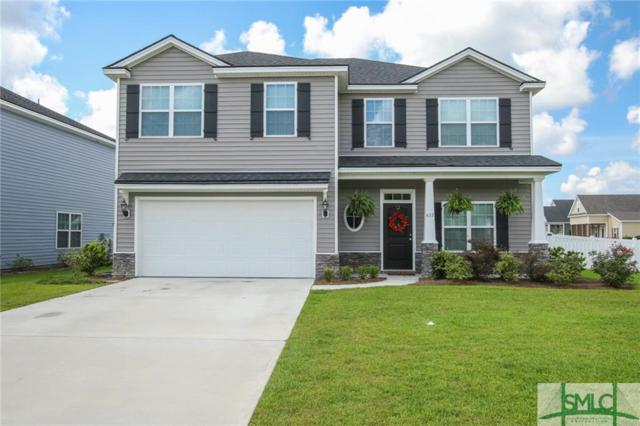 437 Sunbury Drive, Richmond Hill, GA 31324 (MLS #192936) :: The Arlow Real Estate Group