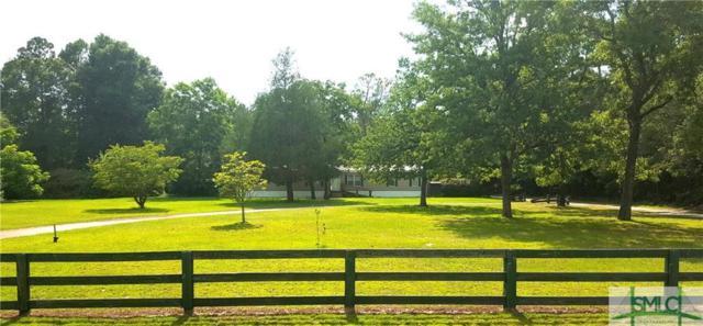 2341 Homestead Drive, Ellabell, GA 31308 (MLS #192938) :: The Sheila Doney Team