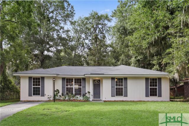 513 Heritage Drive, Hinesville, GA 31313 (MLS #192939) :: Coastal Savannah Homes