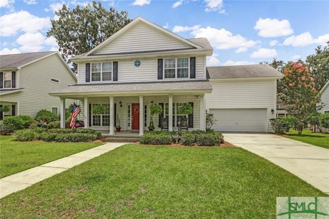 6 Whispering Oaks Trail, Savannah, GA 31419 (MLS #192940) :: The Arlow Real Estate Group