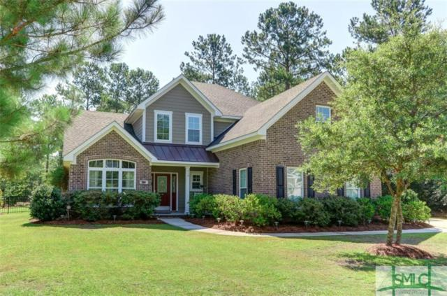 119 Ruby Trail, Guyton, GA 31312 (MLS #192941) :: Karyn Thomas