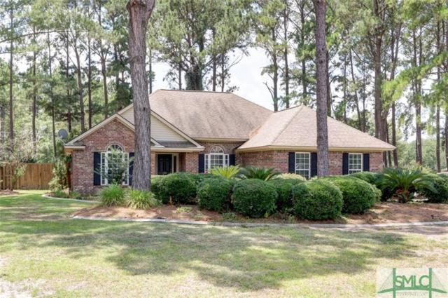 122 Village Drive, Guyton, GA 31312 (MLS #192956) :: Coastal Savannah Homes
