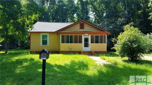 4318 Walton Street, Savannah, GA 31405 (MLS #192957) :: The Arlow Real Estate Group