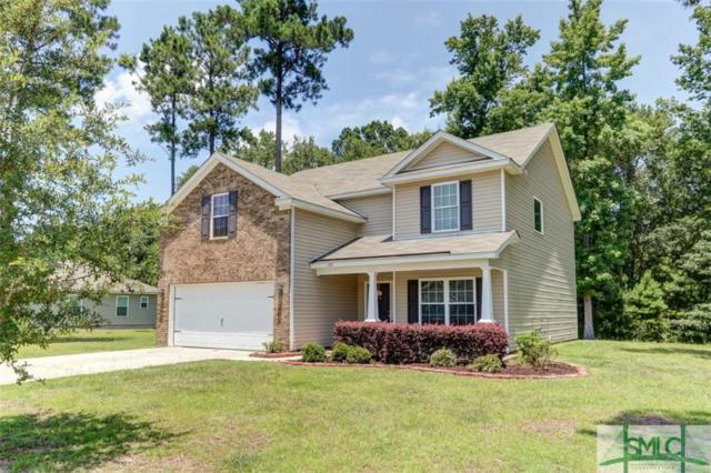 109 William Way, Springfield, GA 31329 (MLS #192960) :: Coastal Savannah Homes