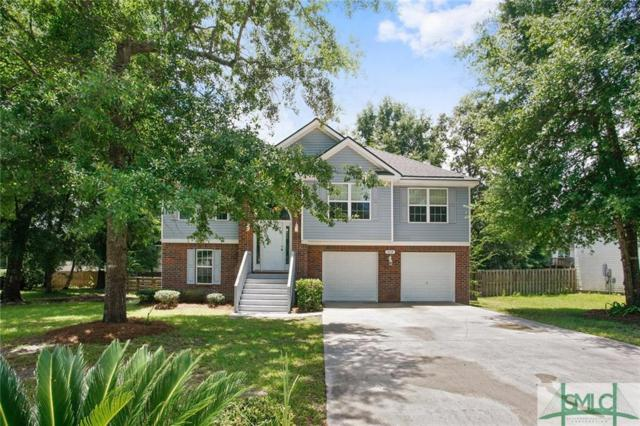 209 Bayberry Lane, Rincon, GA 31326 (MLS #192985) :: Coastal Savannah Homes