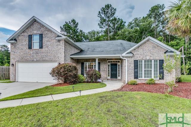 105 Magnolia Drive, Pooler, GA 31322 (MLS #192990) :: Coastal Savannah Homes