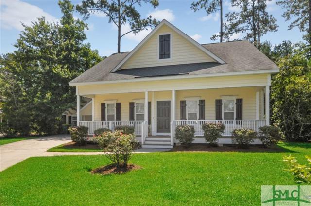 135 Bark Branch Road, Richmond Hill, GA 31324 (MLS #193016) :: The Arlow Real Estate Group