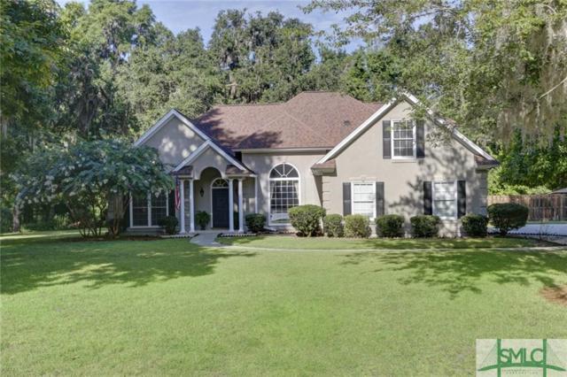124 Bluebill Drive, Savannah, GA 31419 (MLS #193025) :: Coastal Savannah Homes