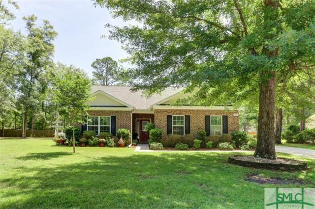 140 Buckfield Drive, Rincon, GA 31326 (MLS #193038) :: Coastal Savannah Homes