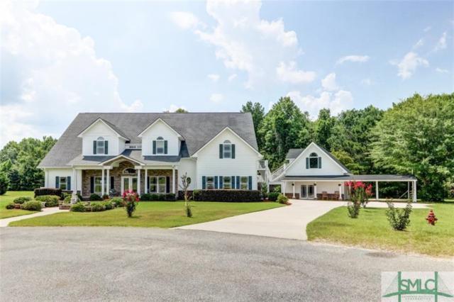 108 Taylor Court, Guyton, GA 31312 (MLS #193042) :: Heather Murphy Real Estate Group