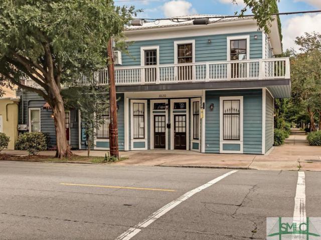 1020 Abercorn Street, Savannah, GA 31401 (MLS #193048) :: Coastal Savannah Homes