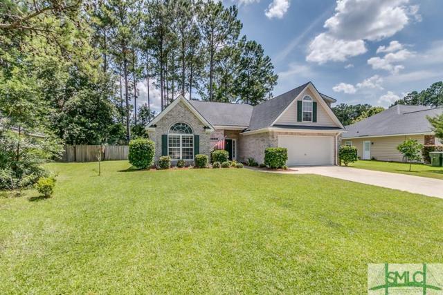 292 Silver Brook Circle, Pooler, GA 31322 (MLS #193071) :: Coastal Savannah Homes