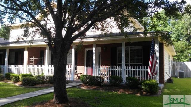 110 Trellis Way, Savannah, GA 31419 (MLS #193096) :: The Robin Boaen Group