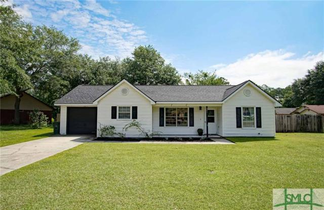 801 Barony Lane, Hinesville, GA 31313 (MLS #193103) :: The Arlow Real Estate Group