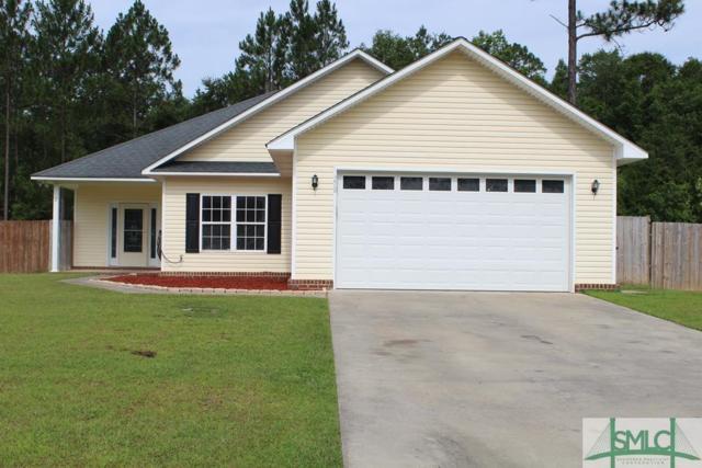 270 Carson Street NE, Ludowici, GA 31316 (MLS #193168) :: The Arlow Real Estate Group