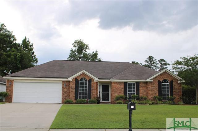 14 Carlisle Lane, Savannah, GA 31419 (MLS #193170) :: Heather Murphy Real Estate Group