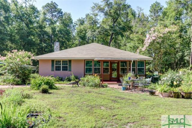 182 Stagecoach Avenue, Guyton, GA 31312 (MLS #193171) :: Heather Murphy Real Estate Group